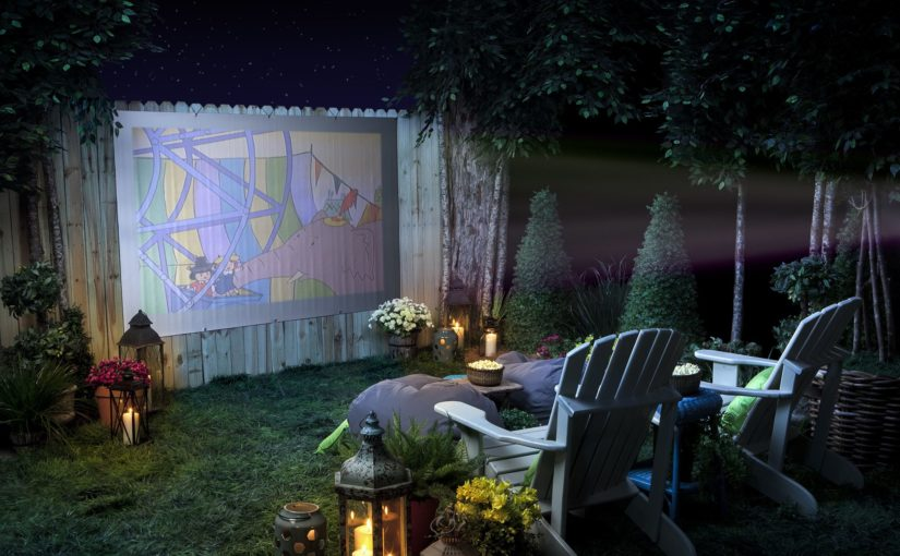 2020 Valentine's Day Idea: Gift Her/Him A Projector & Watch A Romantic Movie Together at Home