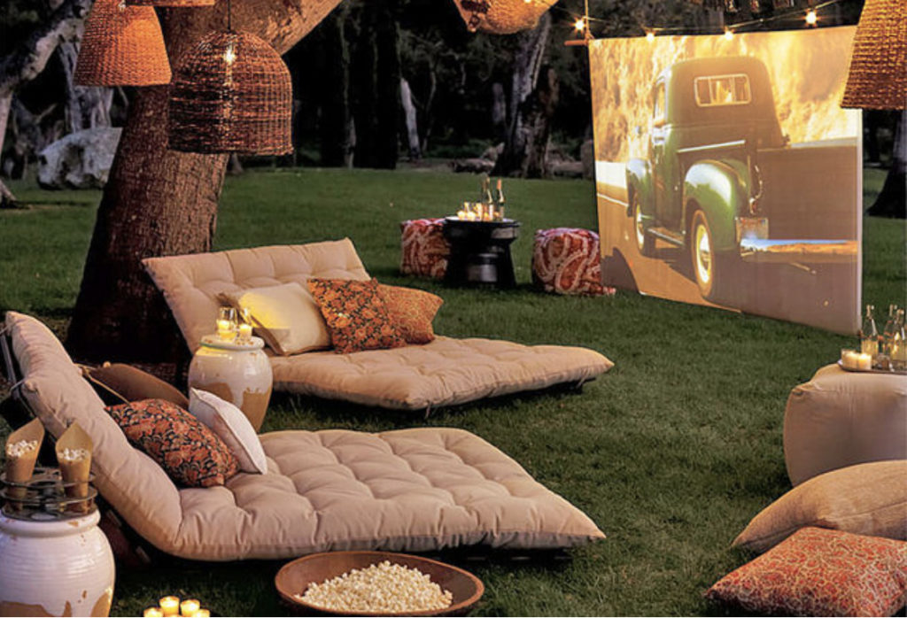 How To Choose A Projector For Outdoor Movie Screening