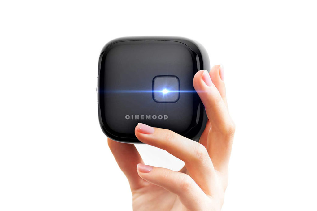CINEMOOD 360 VR Projector Review