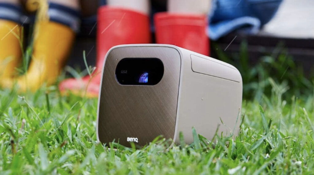 BenQ GS2 Review: A Portable Outdoor Projector Powered by Android OS