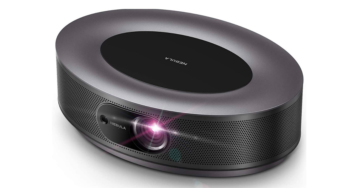anker nebula cosmos 1080p smart projector review
