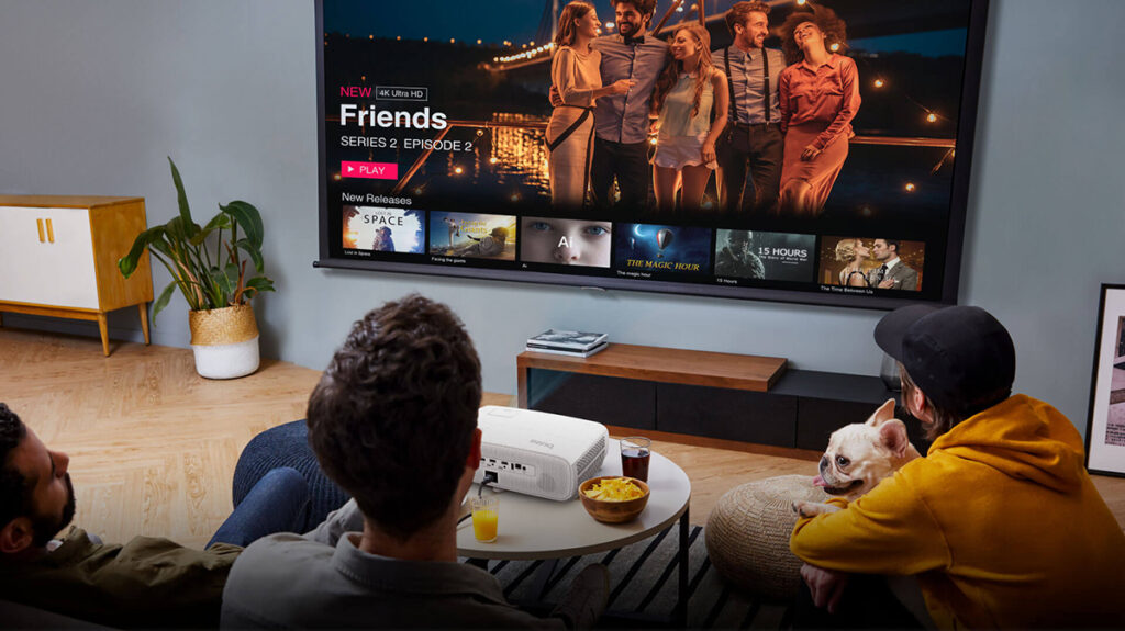 Best Video Streaming Devices for Projectors – Stream Netflix, Hulu, YouTube, etc. on Your Projector Easily and Fast