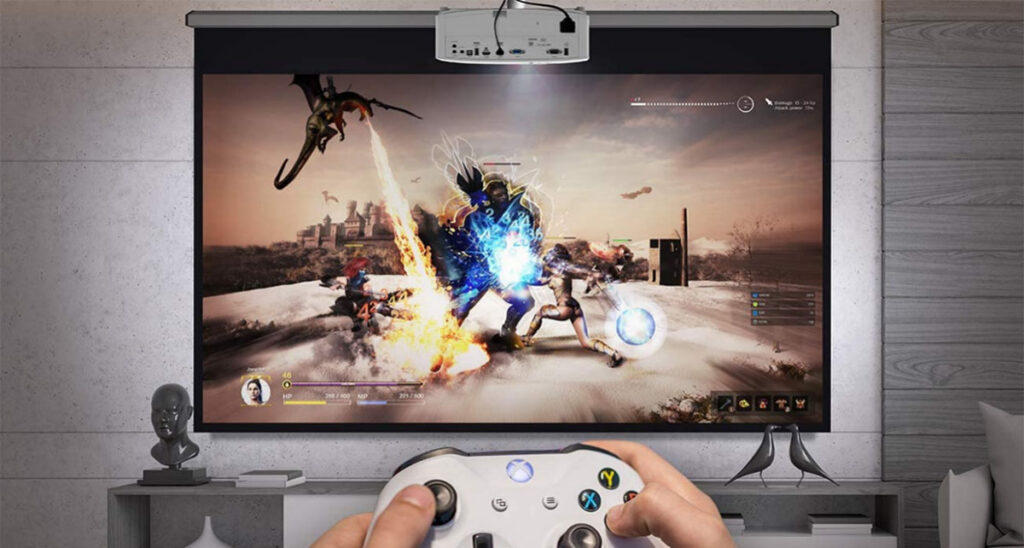 7 Best Projectors for PS5 and Xbox Series X Gaming