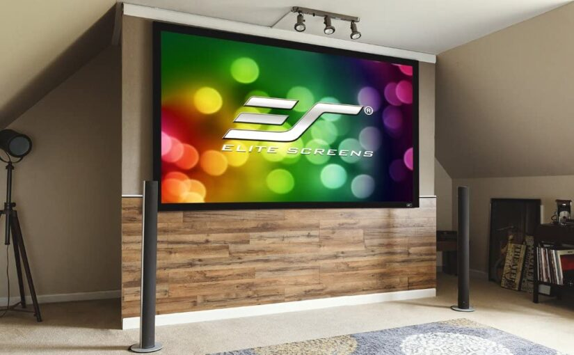 10 Best Home Projector Screens of 2021 – Get The Best Picture Quality